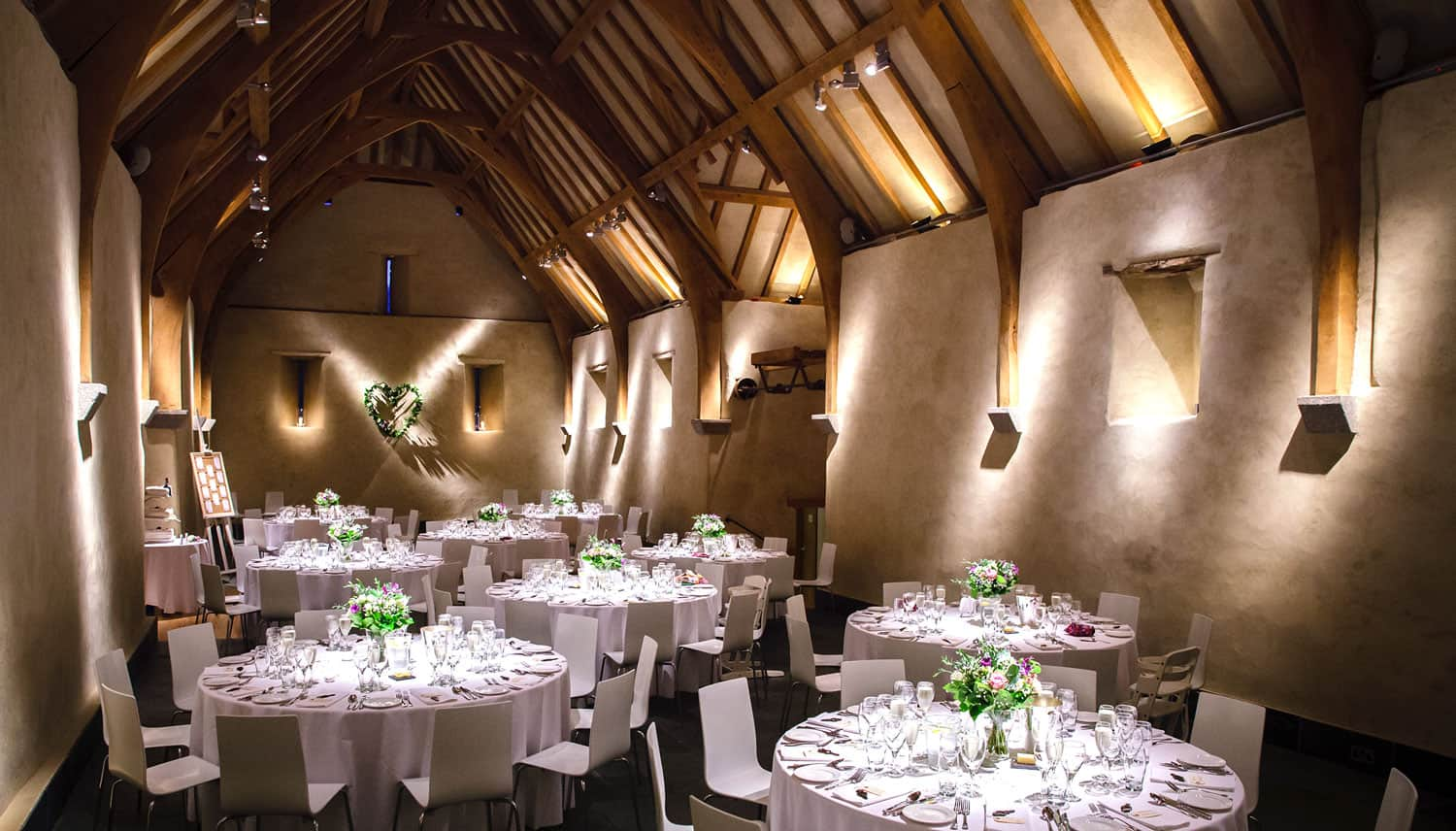 Devon Wedding Venues, The Great Barn Devon