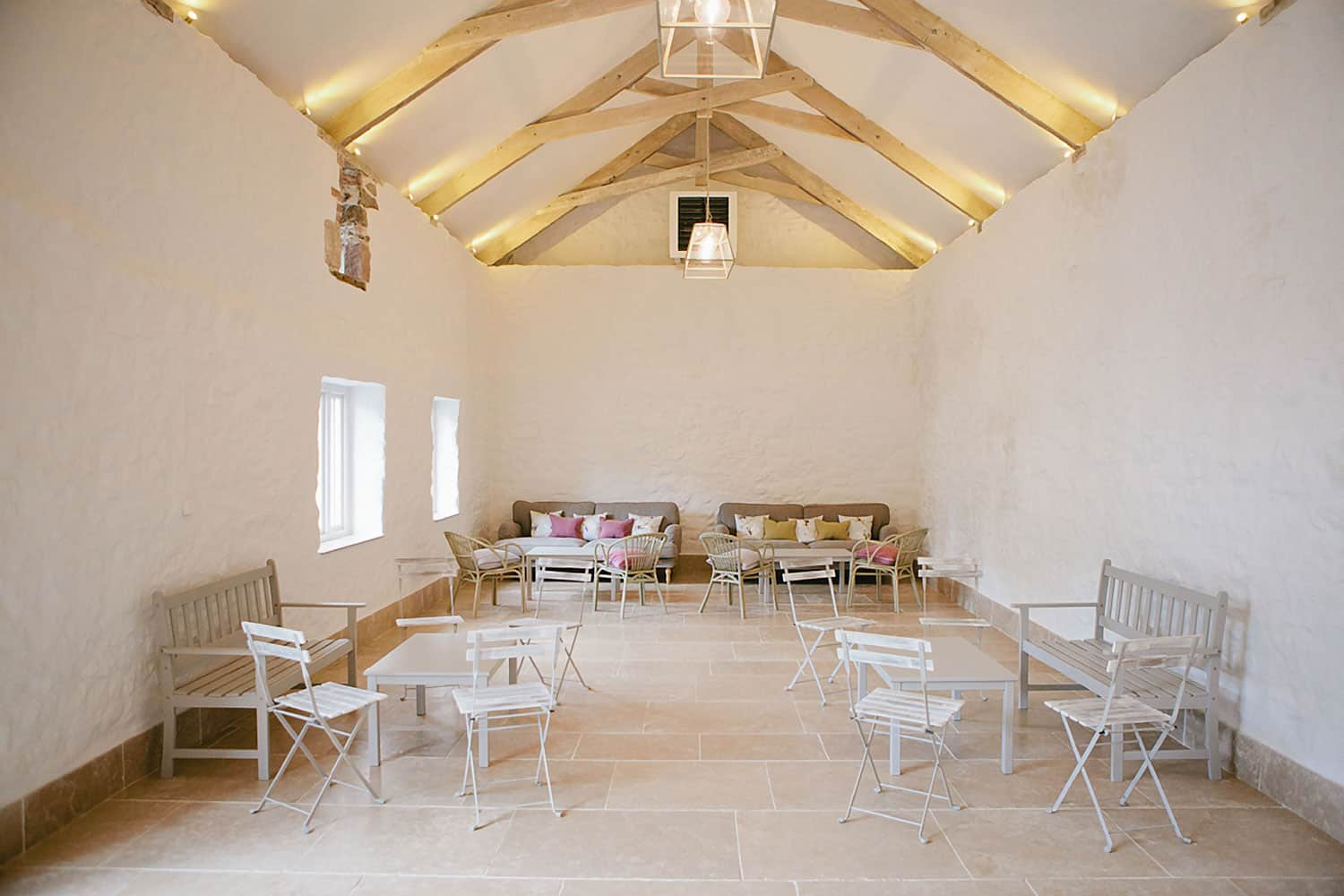 West Barn, Devon, The Great Barn, Wedding Venue