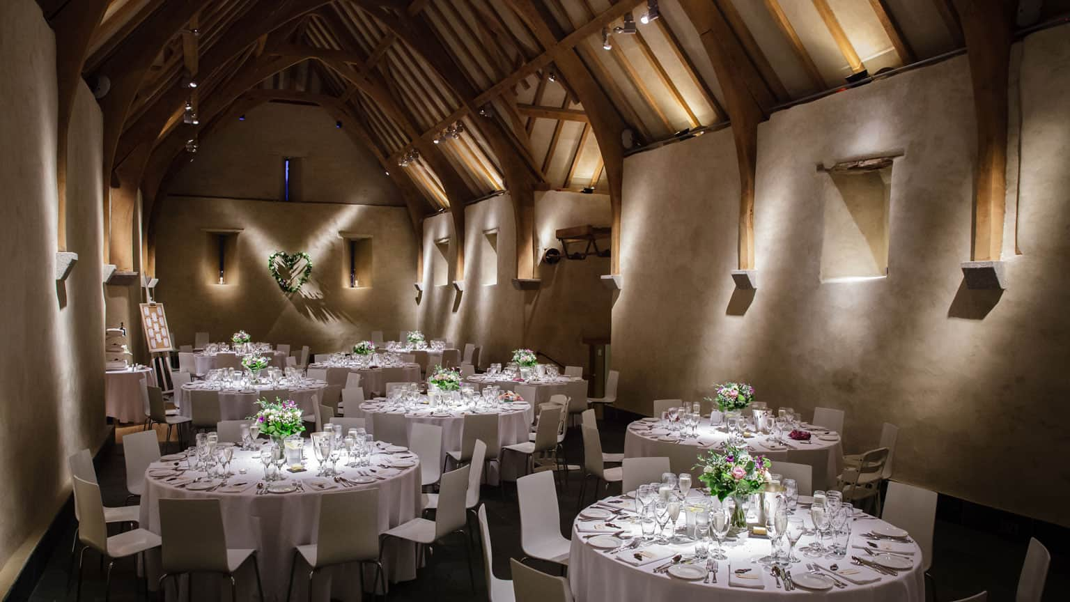 Devon Wedding Venue, The Great Barn Devon