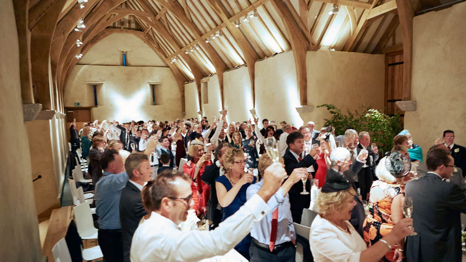 Wedding Drinks, The Great Barn Devon, Wedding Venue Devon, Devon Wedding Venue