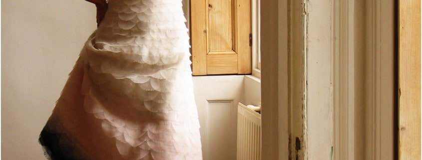 Wedding dresses by Sarah Treble