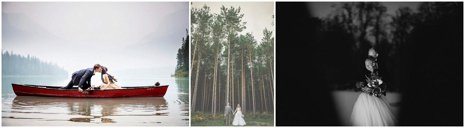 Weddings in the great outdoors