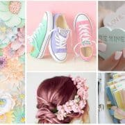Pastel Shades Wedding Inspiration