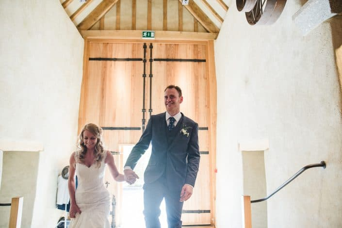 The Great Barn Devon Wedding Venue