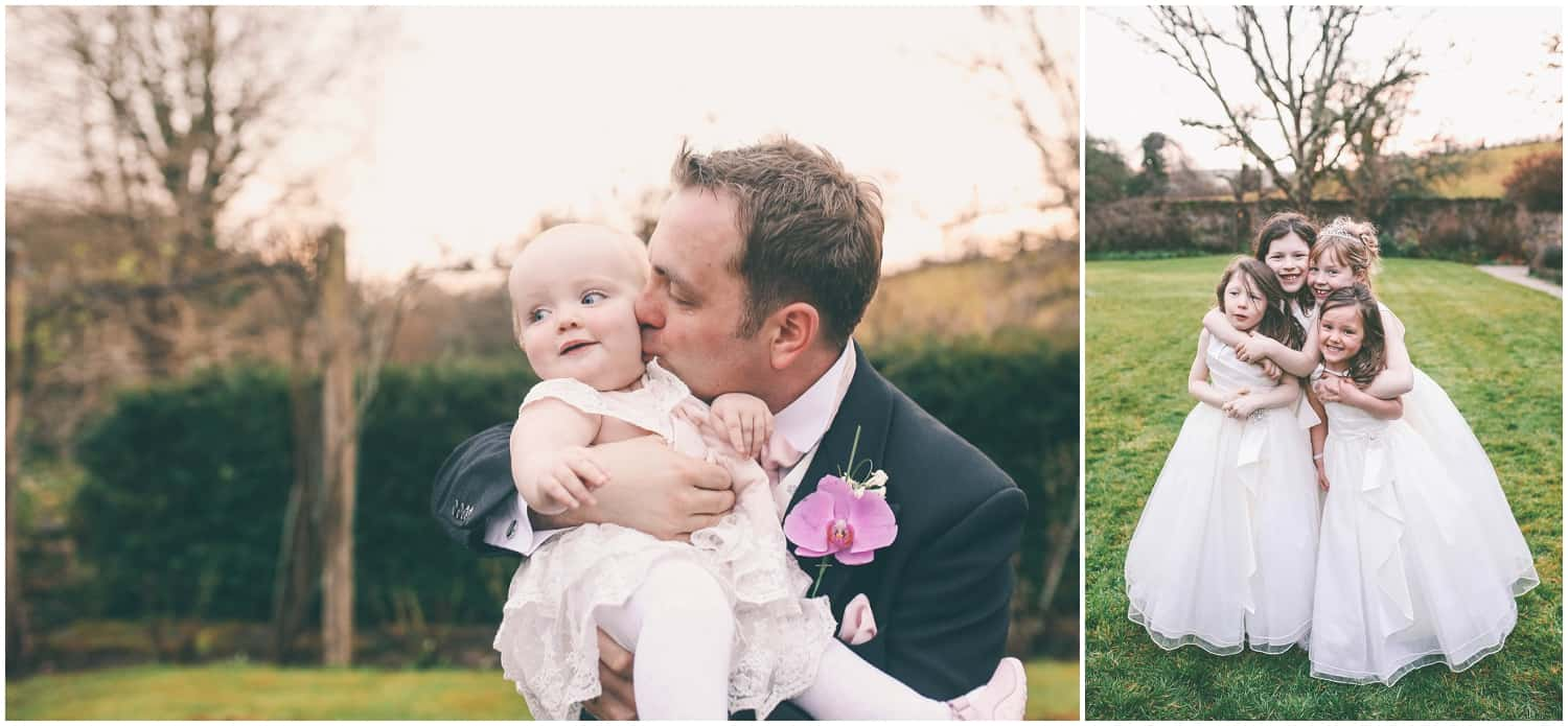 Sam & James' Easter wedding