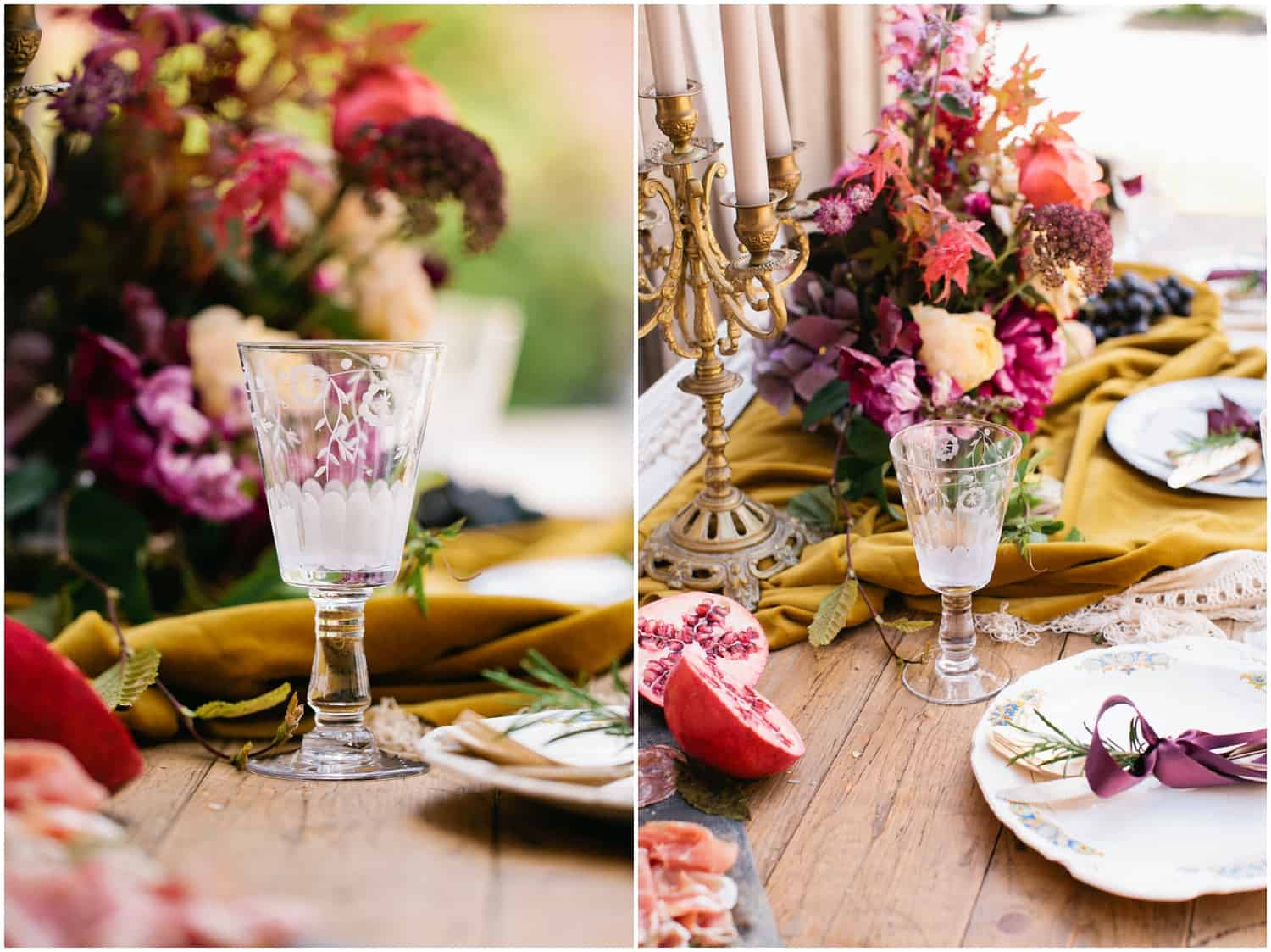 The Great Event, event hire, Boho Luxe inspiration, Joanna Game Flowers, Rosie Anderson Photography