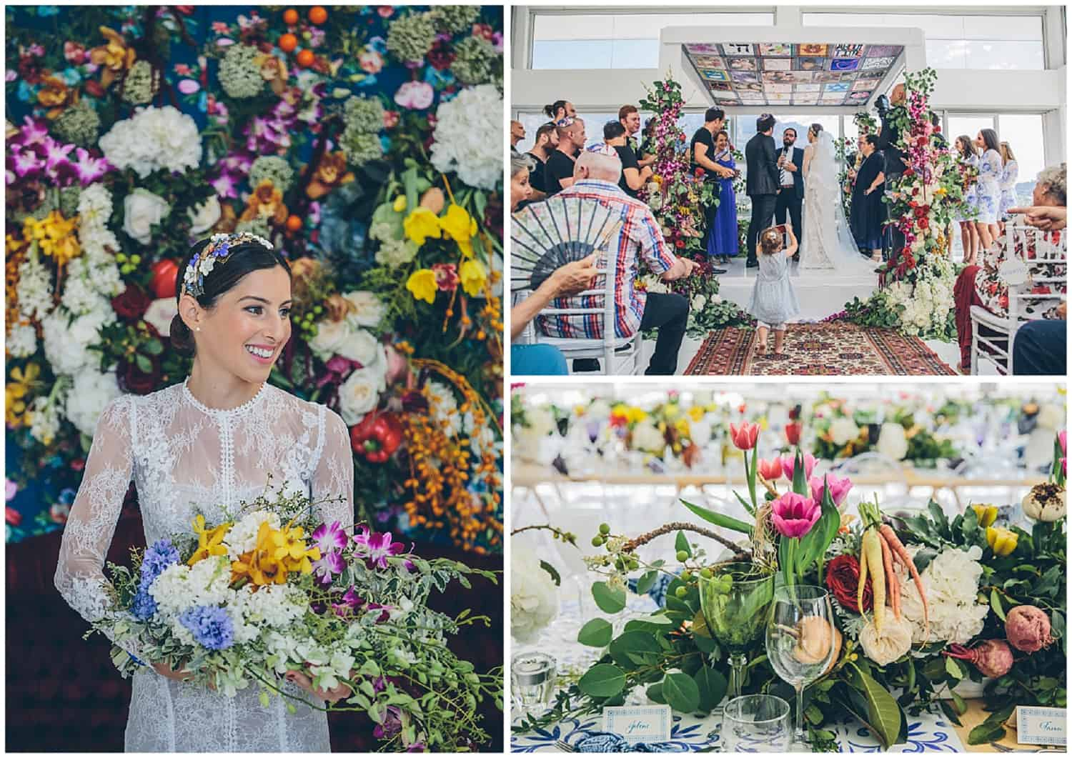 Jewish wedding, Cape Town wedding, Mr & Mrs Unique, Shanna Jones, colourful weddings
