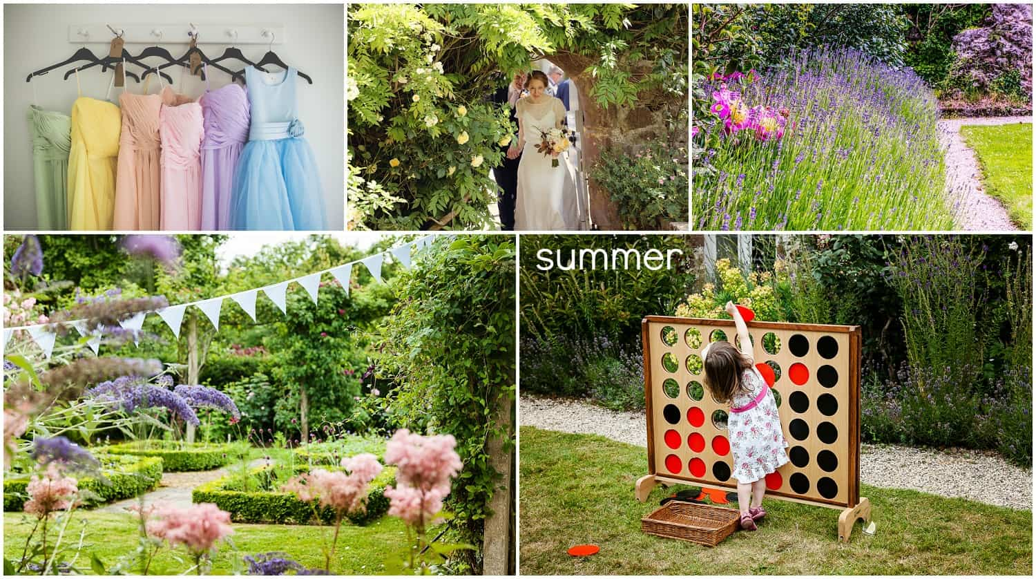 summer vs autumn weddings last few dates available for 2017