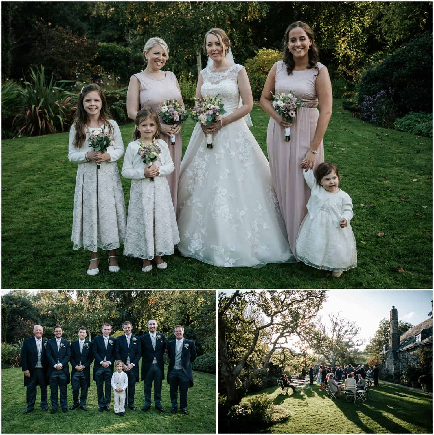 The wedding of Emma and Paul, photography by Christian Michael