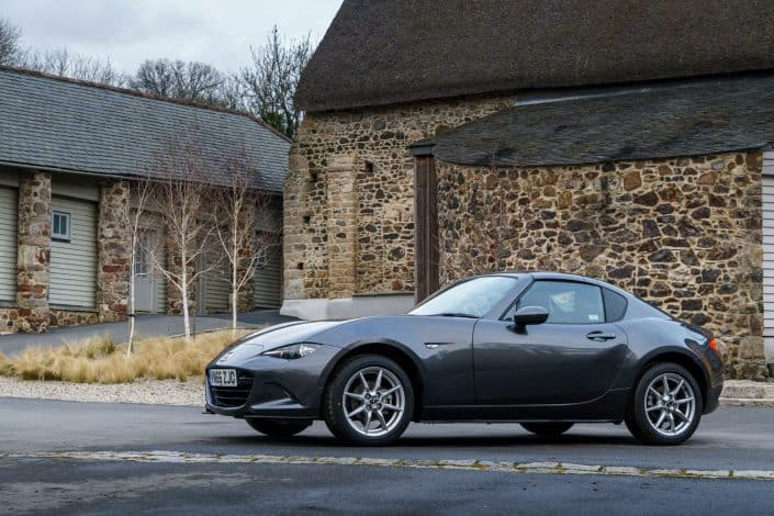 Mazda MX-5 RF New Car Launch
