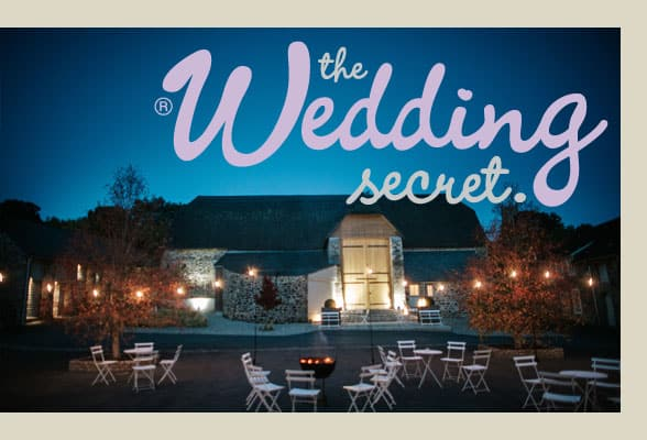 The Wedding Secret - The Great Barn Devon