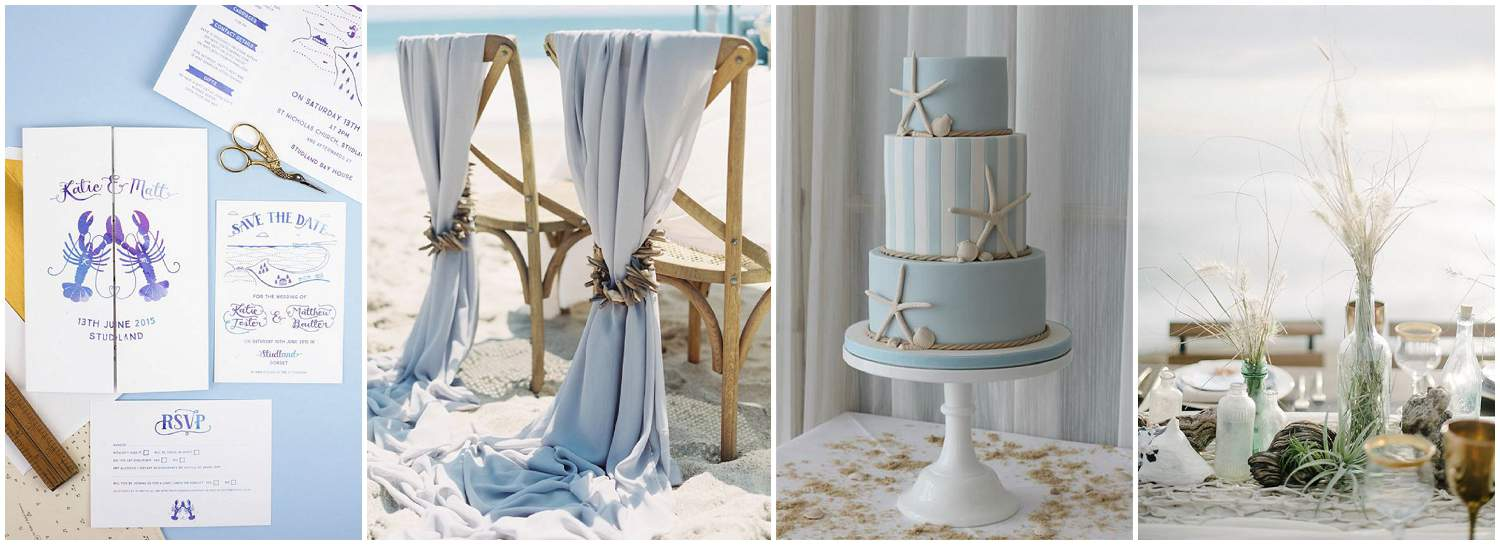 seaside wedding inspiration, coastal wedding ideas, wedding themes, Devon weddings, seaside weddings