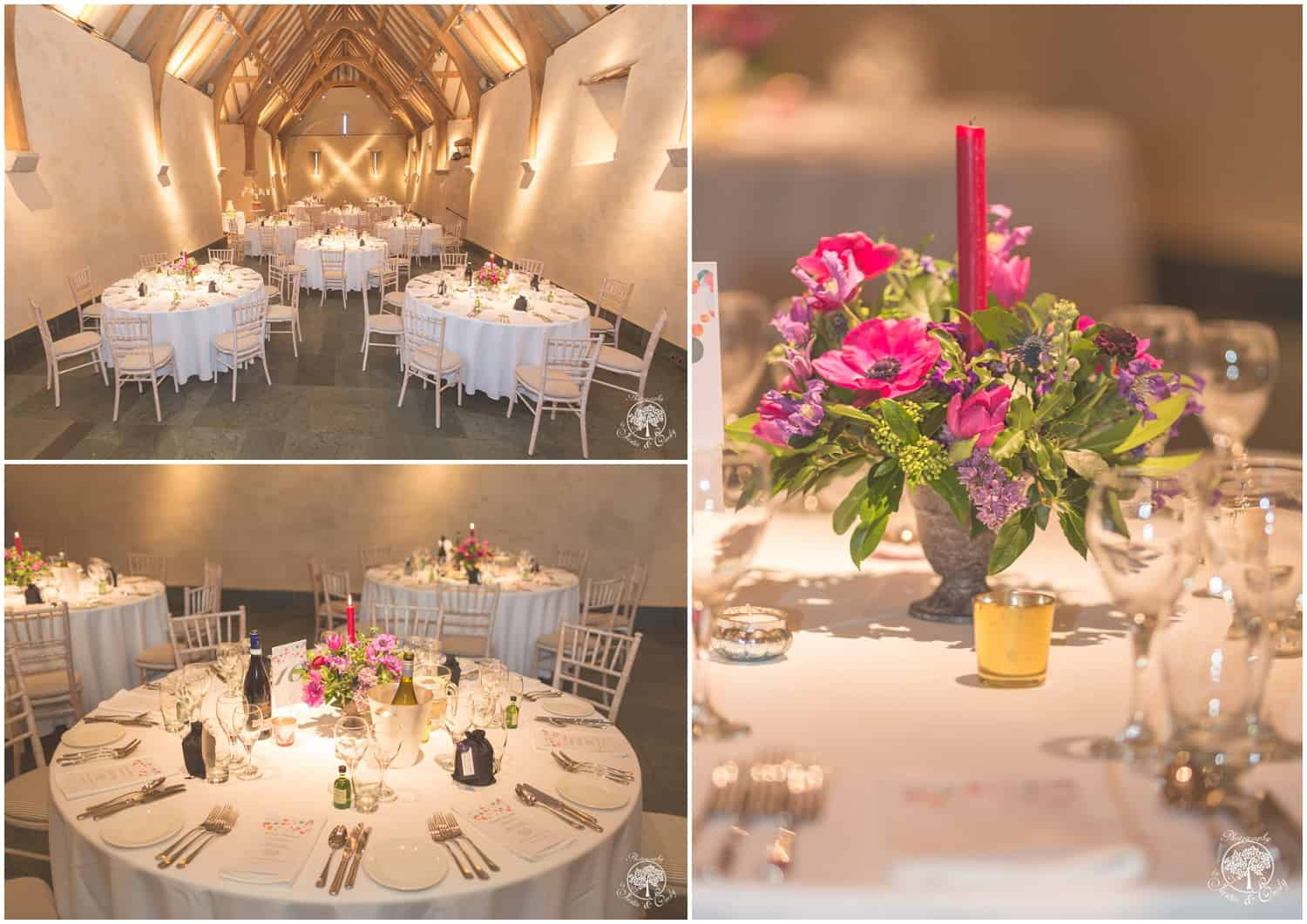 16 Katie & Chris - The Great Barn Devon, Images by Justin Krause