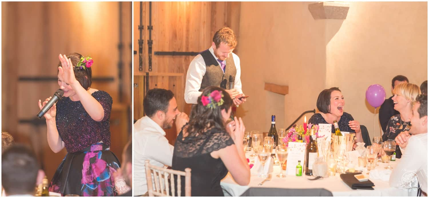 22 Katie & Chris - The Great Barn Devon, Images by Justin Krause