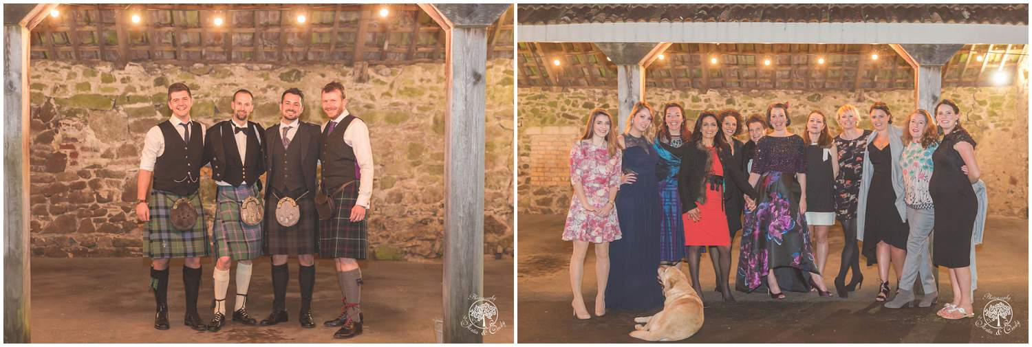 23 Katie & Chris - The Great Barn Devon, Images by Justin Krause