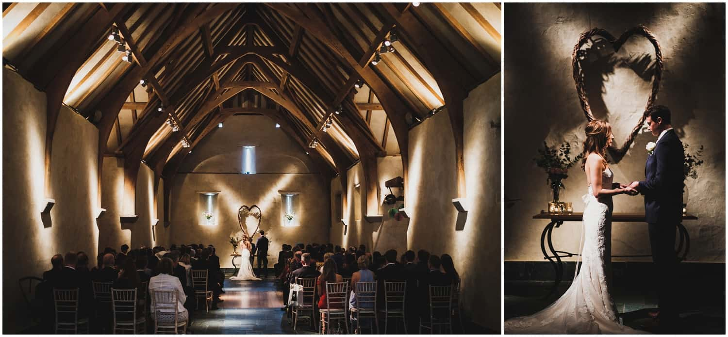 Great Barn Devon Wedding of Florence & Richard. Image by Dale Stephens Photography