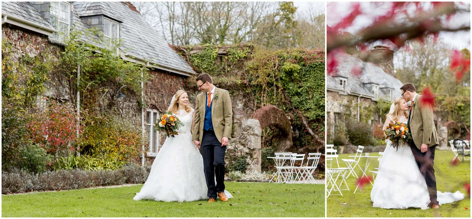 The wedding of Emma & Alan, as photographed by Rebecca Roundhill.