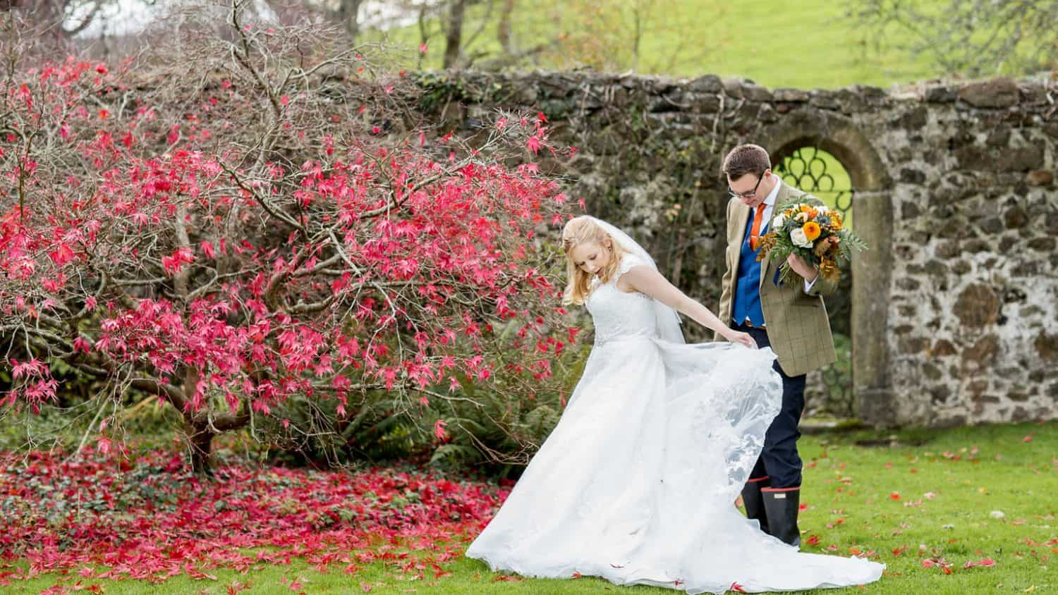 Wedding Photography, The Great Barn Devon