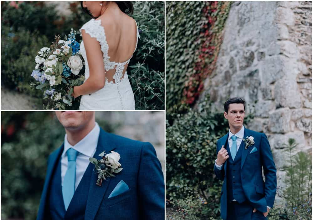The wedding of Claire & Tom - by Linda und David - die Hochzeitsfotografen