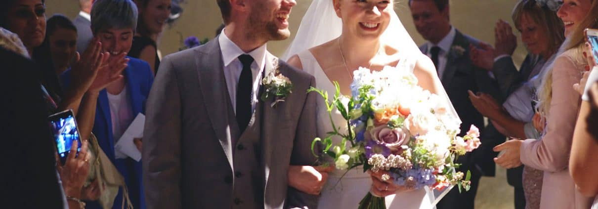 The wedding of Zoe & Ollie, photographed by Roseanna Brown