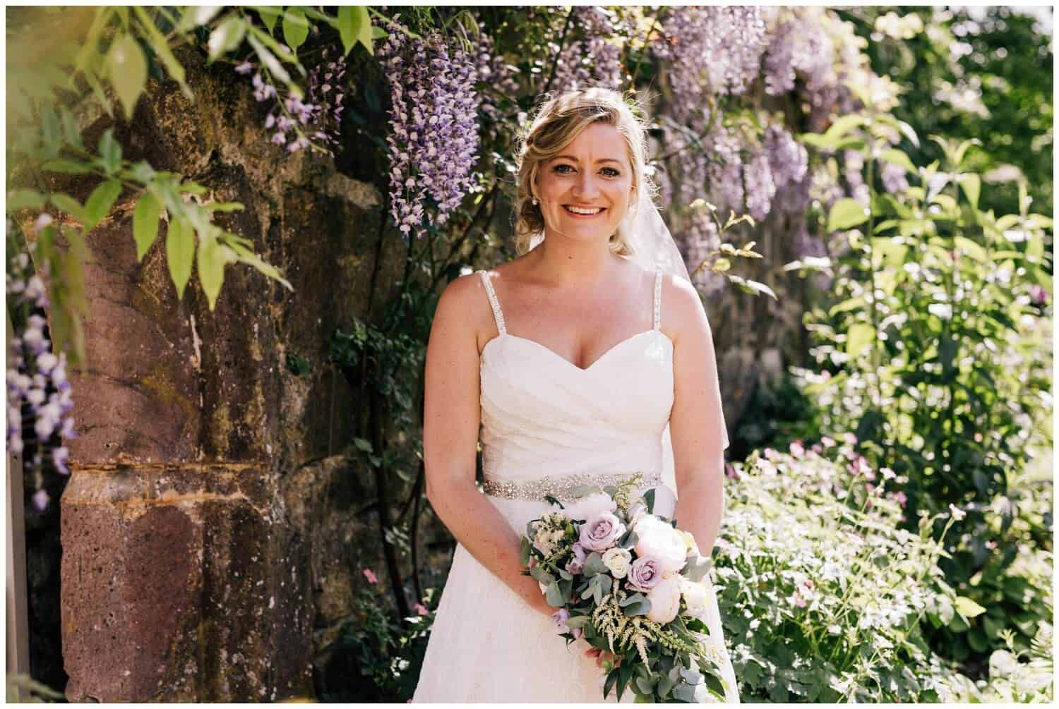 The Great Barn Devon - Wedding of Fran & Josh - Images by Lucy Shergold