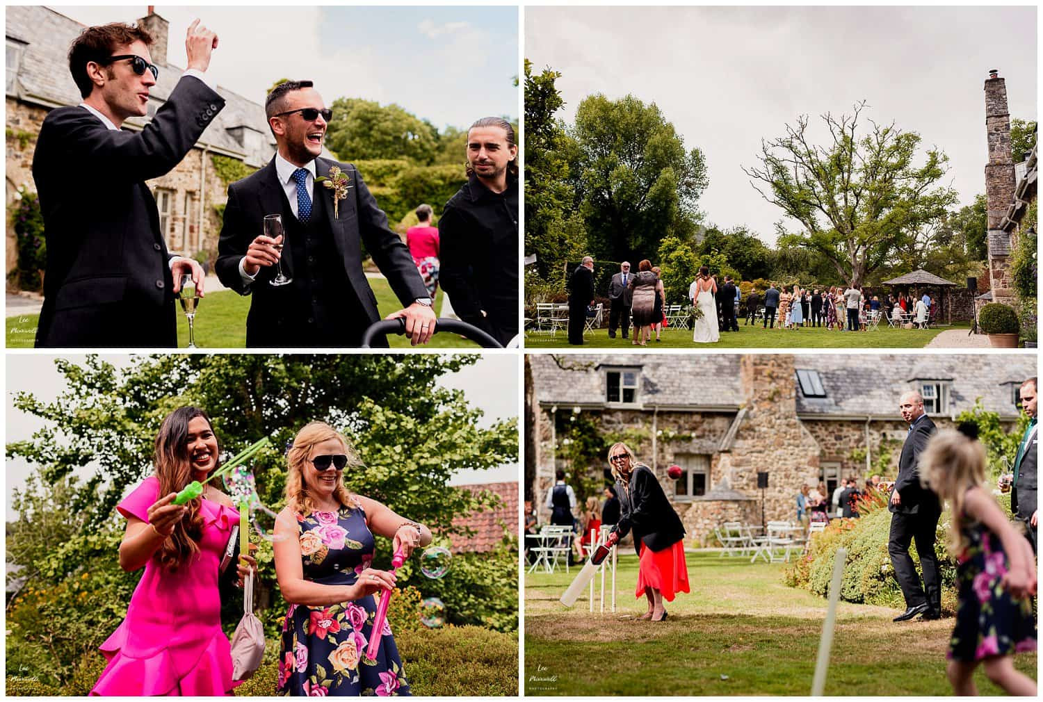 The wedding of Corrie & Adam. Images by Lee Maxwell Photography